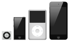 300px-IPod_family